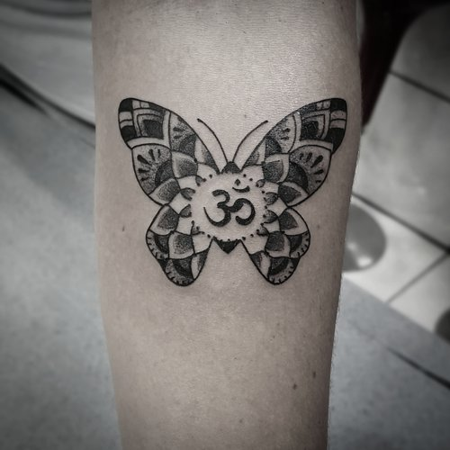 om Tattoo