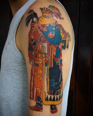 tattoo Zia