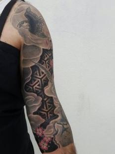 Tattoo,Lake+Country,Winfield,+Kelowna,Vernon,Okanagan,British+Columbia,+Canada,+North+Shore+Ink+Tattoo,+@hiromi.tattoo,+NSI+Tattoo,+#1+10074+Highway+9721
