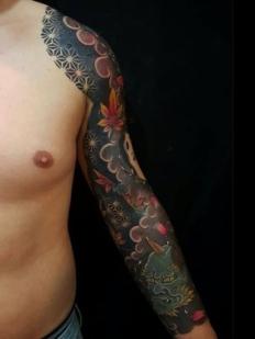 Tattoo,Lake+Country,Winfield,+Kelowna,Vernon,Okanagan,British+Columbia,+Canada,+North+Shore+Ink+Tattoo,+@hiromi.tattoo,+NSI+Tattoo,+#1+10074+Highway+9735