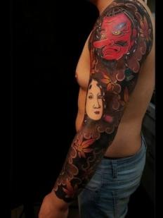Tattoo,Lake+Country,Winfield,+Kelowna,Vernon,Okanagan,British+Columbia,+Canada,+North+Shore+Ink+Tattoo,+@hiromi.tattoo,+NSI+Tattoo,+#1+10074+Highway+9736