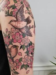 bird+flower+kelowna