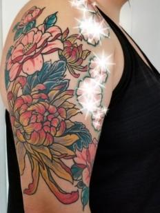 floral+